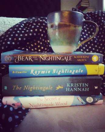 Book Review for Nightingales