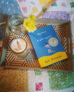Book Review of Raymie Nightingale by Kate DiCamillo