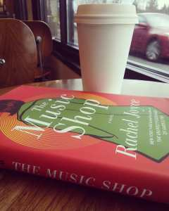 Book Review The Music Shop by Rachel Joyce