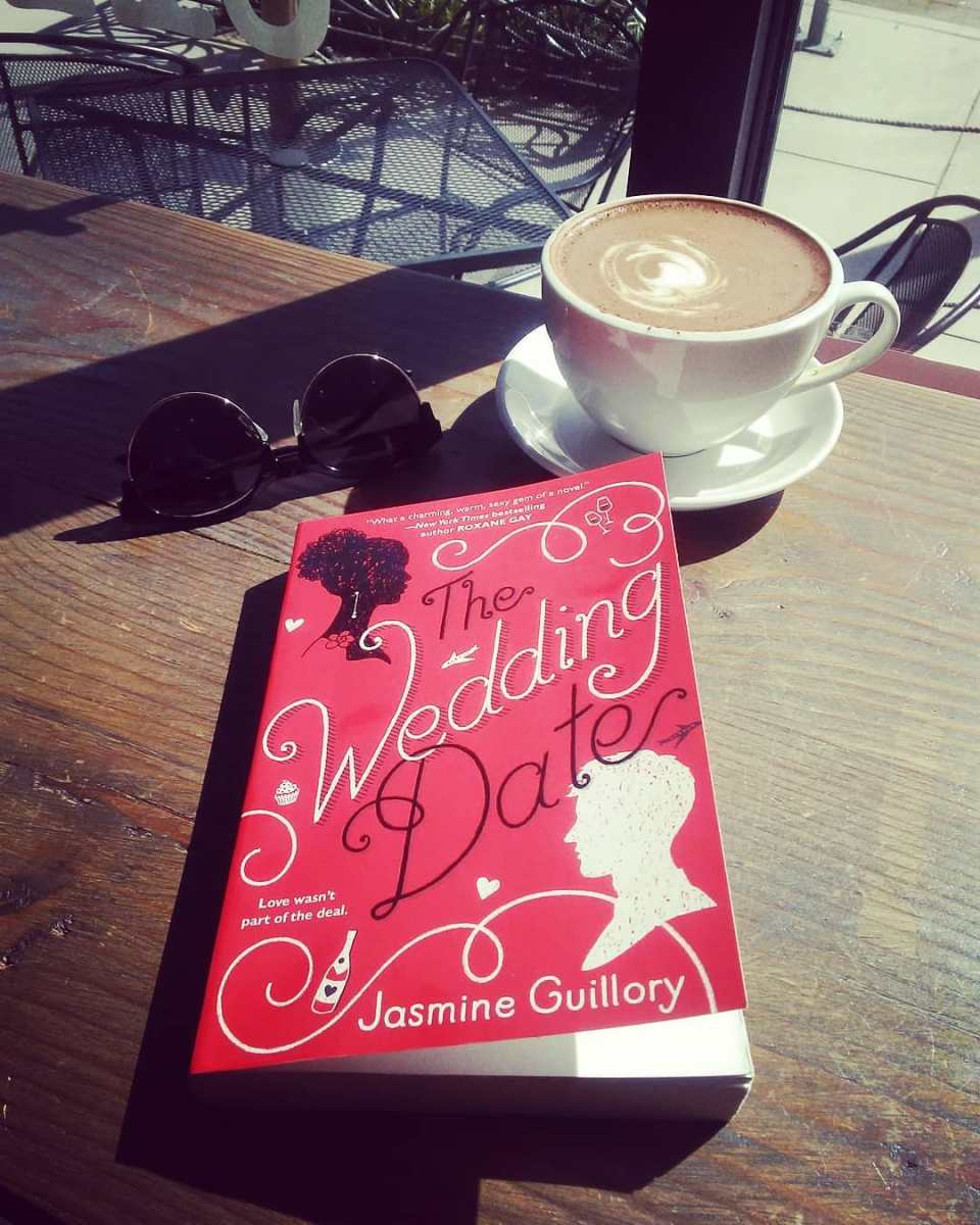 The Wedding Date By Jasmine Guillory – Coffee Then