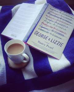 Book Review George and Lizzie by Nancy Pearl