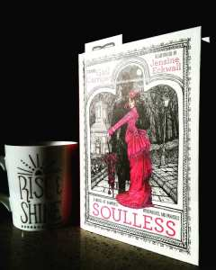 Book Feature Soulless by Gail Carriger