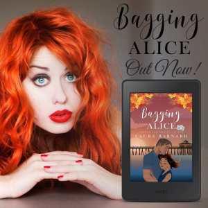 Book Review Bagging Alice by Laura Barnard