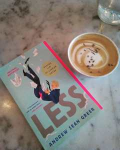Book Review for Less by Andrew Sean Greer
