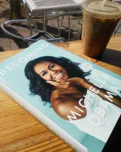 Book Review Becoming by Michelle Obama