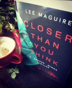 Book Review of Closer Than You Think by Lee Maguire