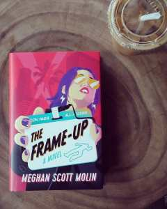 Book Review of The Frame Up by Meghan Scott Molin