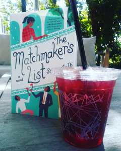 Book Review The Matchmaker's List by Sonya Lalli