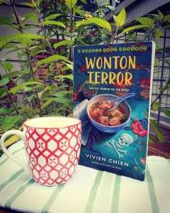 Book Review Wonton Terror by Vivien Chien