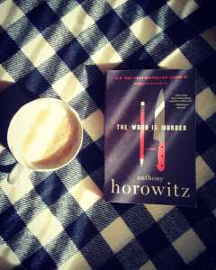 Book Review The Word is Murder by Anthony Horowitz