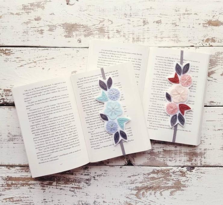LoveMaude Bookmark Set