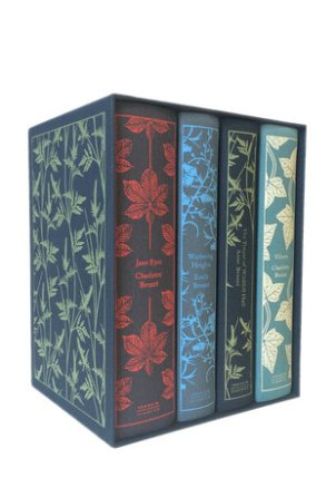 Penguin Clothbound Classics Bronte Collection
