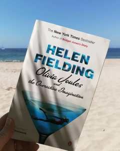 Book Review Olivia Joules and the Overactive Imagination by Helen Fielding