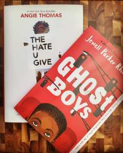 Book Review The Hate U Give and Ghost Boys